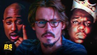 Джонни Депп будет расследовать убийство Тупака в новом фильме