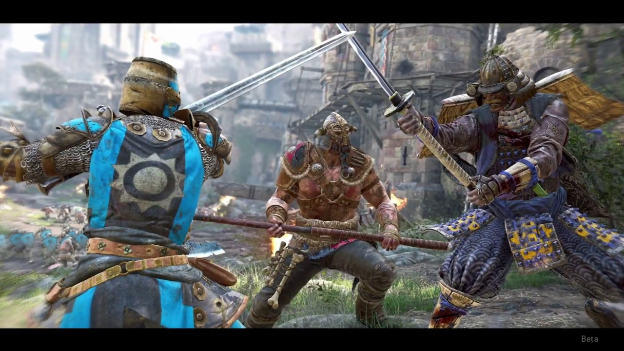 for honor how to change faction