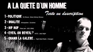 galère ... ! Ydeal, Noctious Crew. [Instru : Right beat Radio. Changes]