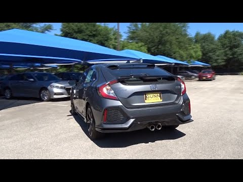 2019 Honda Civic San Antonio, Austin, Houston, Boerne, Dallas, TX H191491