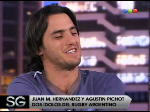 Juan Martin Hernandez sex symbol - Susana Gimenez