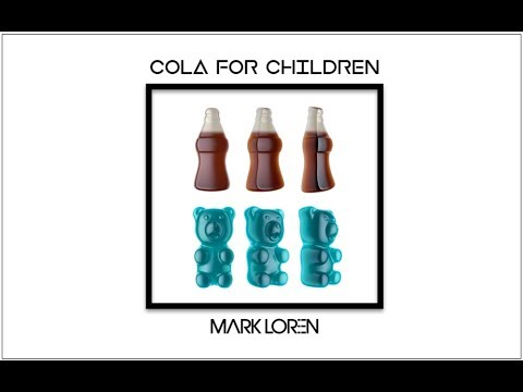 "Mark Loren - Cola For Children [mashup] Camelphat & Elderbrook ""Cola"" vs. Robert Miles ""Children"""