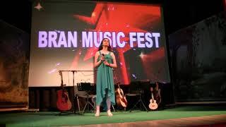 NEACȘU GABRIELA -BRAN MUSIC FEST 2019