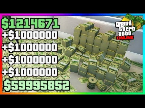 The BEST Ways to Get Millions of Dollars | The Easiest and Fastest Way to Make Money in GTA 5 Online