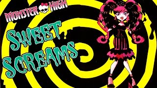 monster high draculaura dulces sueos monstruosos revisin sweet screams review unboxing