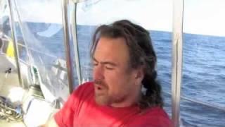 Single Handed Sailing: NYC to Bermuda Nightmare, Part 2 (Westsail 42 Sailboat Paragon)