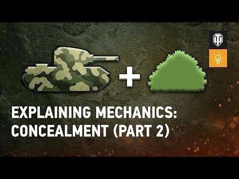 Part 2: Explaining Mechanics - Everything About Concealment