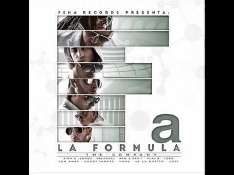 02. La Formula Sigue - Plan B Ft Zion & Lennox, Arcangel, RKM & Ken-Y