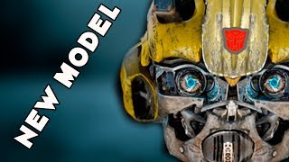 Transformers 6 Bumbebee The Movie - New Bumblebee Model Revealed