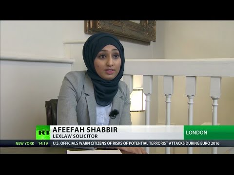 LEXVISA Immigration & Visa Solicitor interviewed on RT News (London)