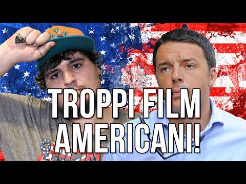 [3/3] Andrea Alongi & Matteo Renzi: troppi film americani!