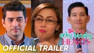 Official Trailer   'The Achy Breaky Hearts'   Ian Veneracion, Richard Yap, and Jodi Sta. Maria