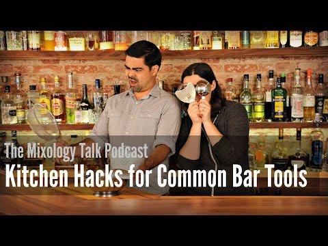 Mixology Talk Podcast: Bar Hacks