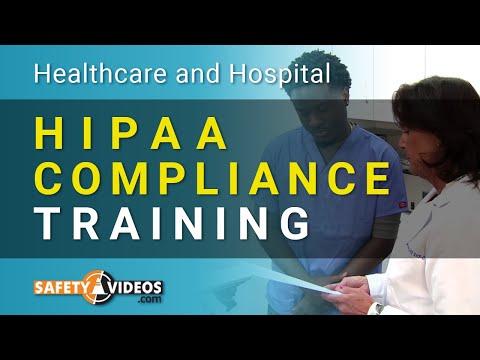 HIPAA Rules And Compliance Training Video