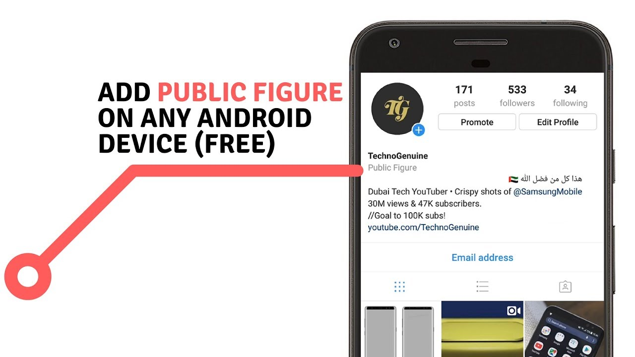 [EASY STEPS] How To Add Public Figure to Instagram Account
