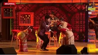papons performance with bihu dancers at royal stag mirchi music awards rsmma
