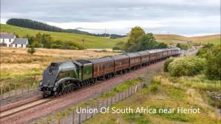 The Forth Circle & Borders Railway Autumn 2015