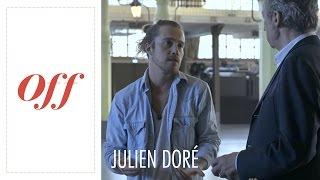 Julien Doré et Michel Denisot au Pavillon Baltard | OFF - 03 | VANITY FAIR