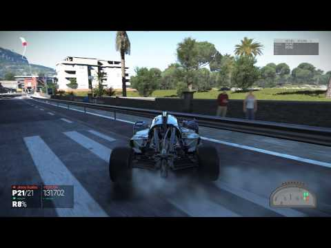 Let`s Review & Crash Project CARS // Audi R18 TDI // Azure Coast