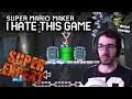 I HATE THIS GAME - Super Mario Maker SUPER EXPERT #3