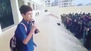 MaşAllah Sesine Yüreği Güzel Çocuk