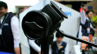Velbon's Latest Innovative Video Tripod Head Explained