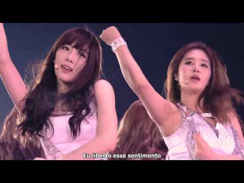 Karma Butterfly - Legendado - Girls' Generation / SNSD [3rd JAPAN TOUR]