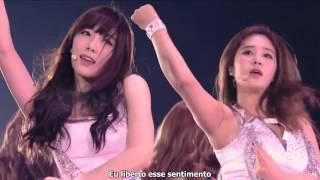 Karma Butterfly - Legendado - Girls' Generation / SNSD [3rd JAPAN TOUR]