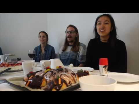 Study abroad Copenhagen - week 6 //lots of vlogging, helen's birthday, LLC weekend