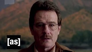 The Breaking Bad Scene You Were NOT Supposed To See | Adult Swim