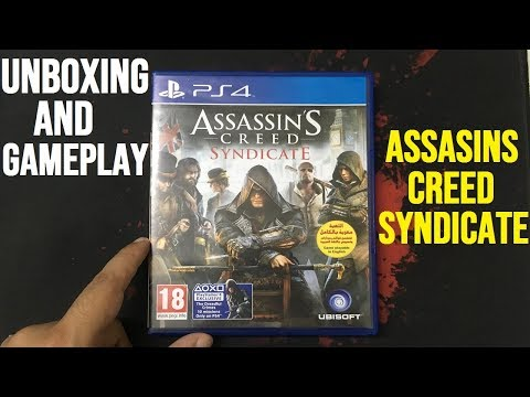 Assassin's Creed SYNDICATE UNBOXING & GAMEPLAY | HINDI | thumbnail