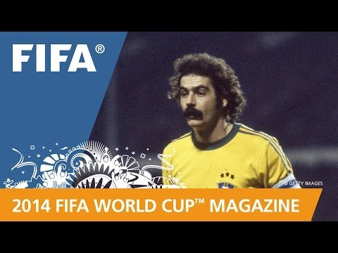 The skills, the free-kicks, the mustache of Rivellino