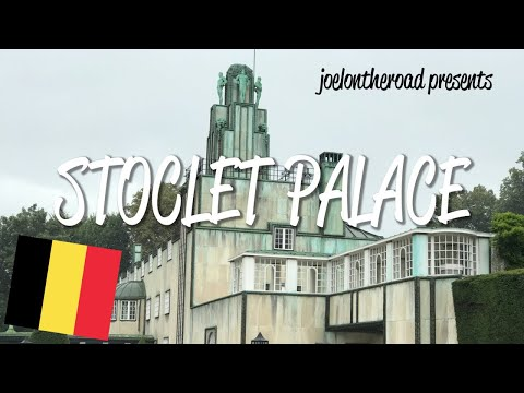 Stoclet Palace - UNESCO World Heritage Site