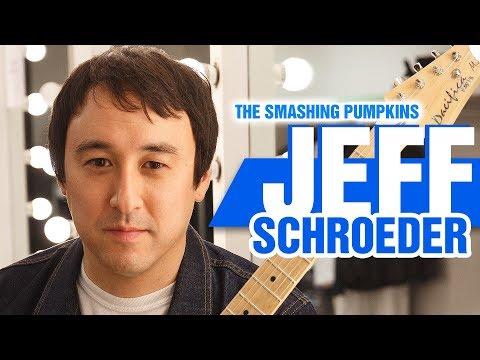 The Smashing Pumpkins Jeff Schroeder & Guitar Fun