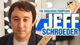 The Smashing Pumpkins Jeff Schroeder & Guitar Fun