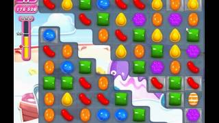 Candy Crush Saga level 617 (No boosters)