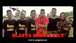 Musik Papua x Blasta Rap Family x Ko Tinggal Turun Naik (Original Version)
