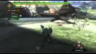 Monster Hunter 3 - Online Quest: We Need a Hero (1/2)