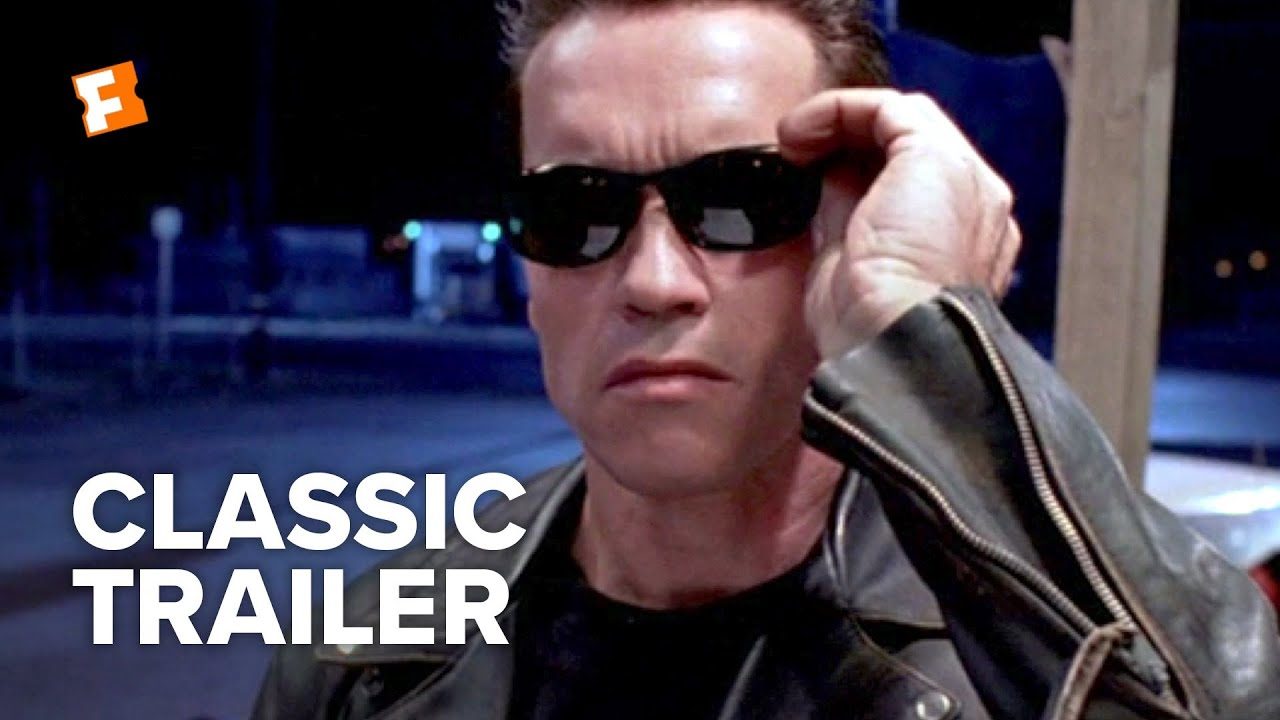 Terminator 2 Judgment Day 1991 Trailer 1 Movieclips Classic Trailers Youtube