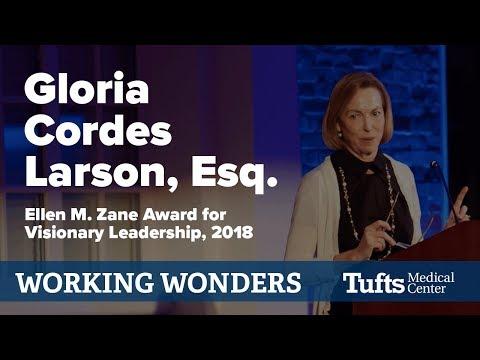 Gloria Cordes Larson, Esq. | Working Wonders 2018