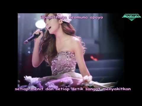 [ Indo Sub ] Jessica - That One Person ( The One Like You) Ost Cyrano