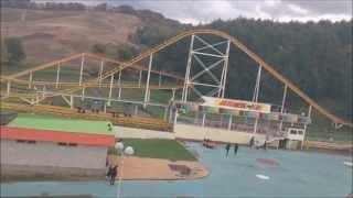 北海道最大!! 北海道グリーンランド 大観覧車からの眺め Part.1 Hokkaido Green Land Ferris wheel