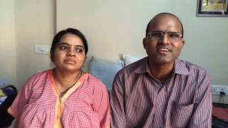Joy of parenthood - story of Mrs and Mr Jigna Patel