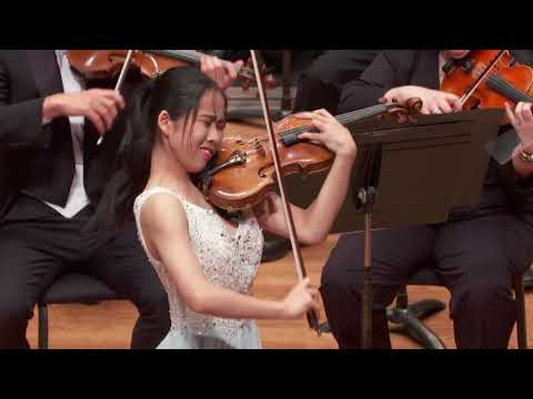 VC Young Artist Risa Hokamura | Tchaikovsky Concerto | Indianapolis Competition