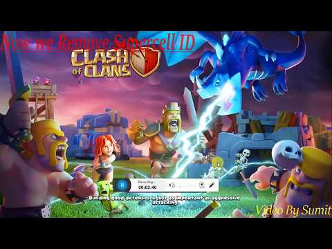 Now We Can Remove Supercell ID From Easy Way Watch On Full Video,