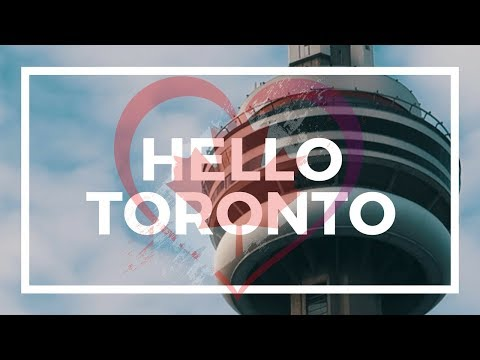 🇨🇦Hello Toronto | Exploring Toronto City [2018]