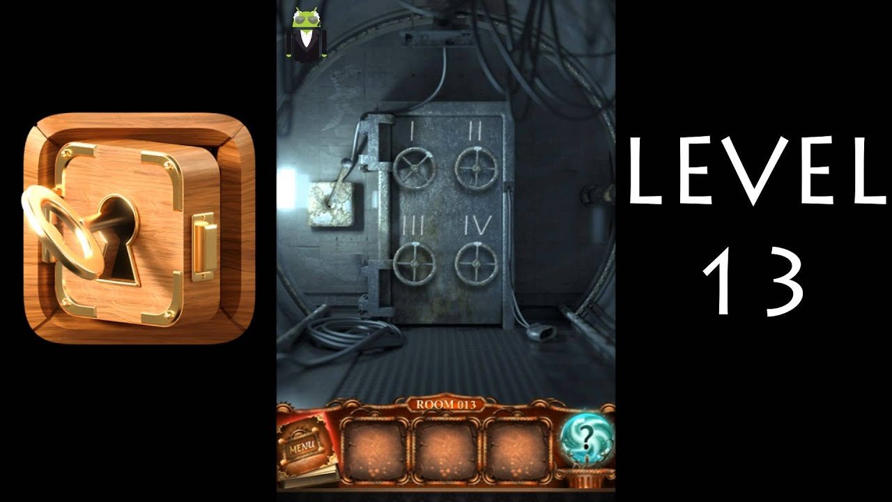 100 doors 4 level 13 walkthrough youtube