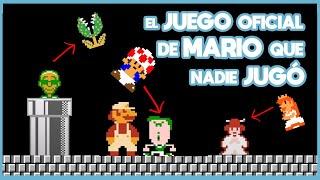 El JUEGO PERDIDO de Super Mario Bros que Nintendo NO quiere que Juegues | N Deluxe