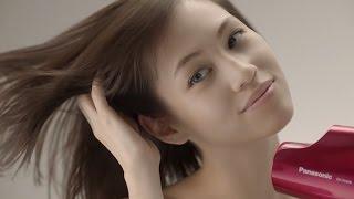 水原希子Panasonic Nanocare風筒EH-NA98「既快又美」篇【日本廣告】水原...