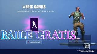 FREE DANCE FORTNITE SAISON 10